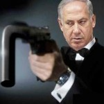 Binyamin Netanyahu and his impotent pistol