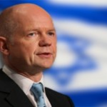 British pro-Israel Foreign Secretary Hague