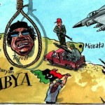 Right vs wrong in Libya