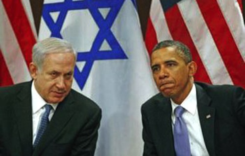 Obama and Netanyahu