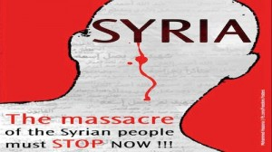 The Syrian massacre must stop