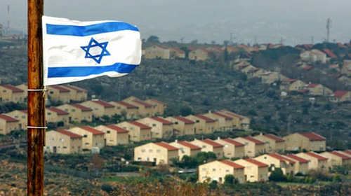Israeli facts on the ground