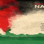 Sleeve of Gerald Clark's Nakba album