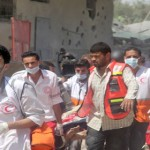Gaza emergency medical team