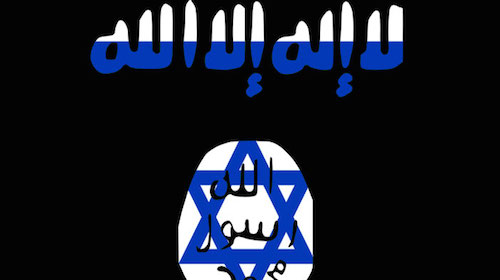 Islamic State and Israel allies