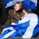 Disappointed pro-independence Scots