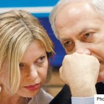 Sarah and Binyamin Netanyahu
