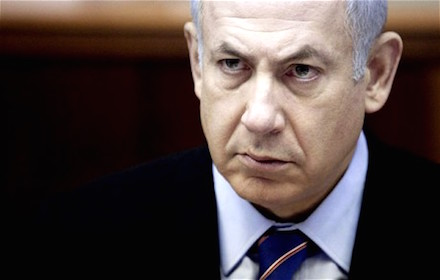 Desperate Netanyahu