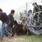 Birth of Europe's refugee crisis