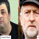 David Hirsh and Jeremy Corbyn