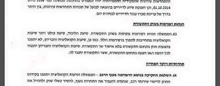 Israeli official papers on ruling and rulers 2