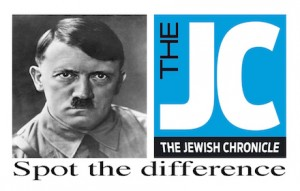 Hitler versus Jewish Chronicle