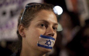 Censorship of Israeli corruption