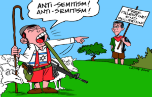 Israel's anti-Semitism weapon