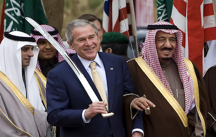 The Saudi-Bush connection