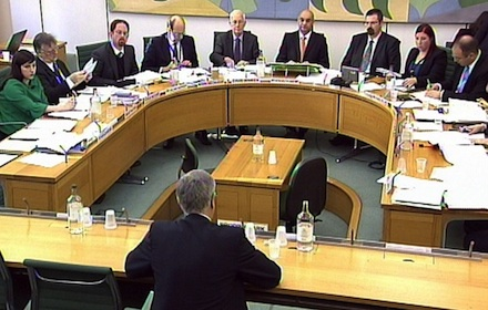 Home Affairs Select Committee meeting